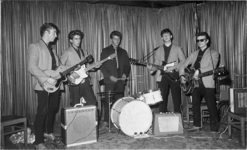The Beatles en el Indra Club, Hamburgo, 17 de agosto de 1960