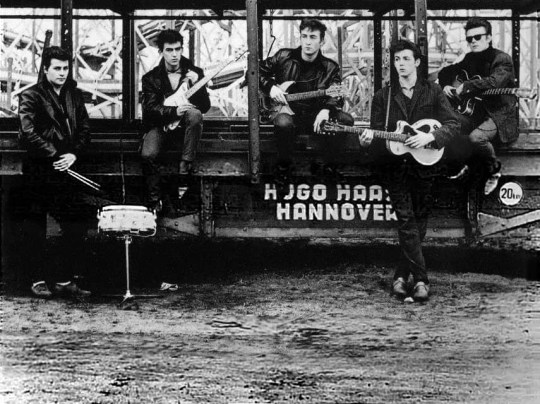 The Beatles In Hamburg 1960