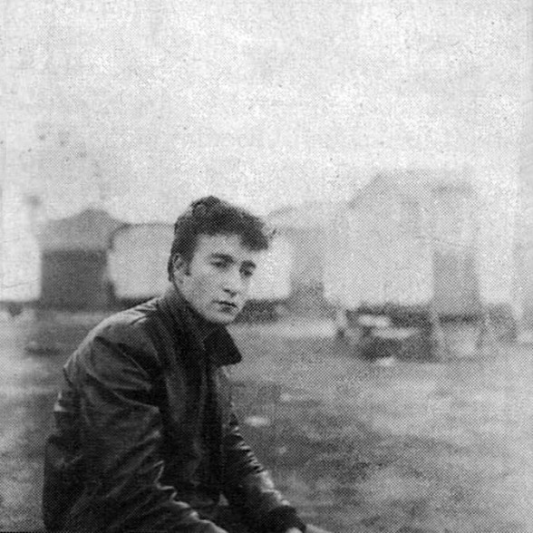 John Lennon In Hamburg 1960