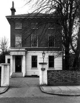 7 Cavendish Avenue, St John's Wood, London, 1961