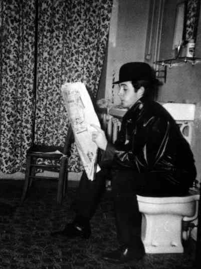 Paul McCartney in Paris, September 1961