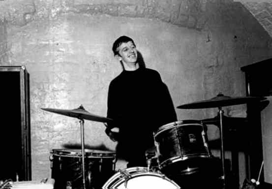 Ringo Starr at the Cavern Club, 1962