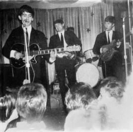 The Beatles, Majestic Ballroom, Birkenhead, 28 July 1962
