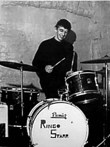 Ringo Starr, Cavern Club, Liverpool, 22 August 1962