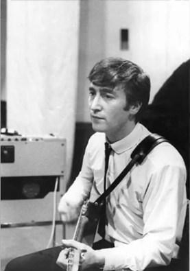 John Lennon, EMI Studios, Abbey Road, 4 September 1962