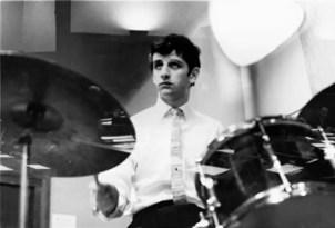 Ringo Starr, EMI Studios, Abbey Road, 4 September 1962
