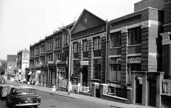 Decca Studios, 165 Broadhurst Gardens, West Hampstead, London, 1963
