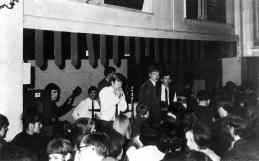The Rolling Stones at the Crawdaddy Club, London, 1963