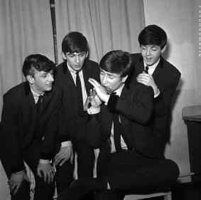 The Beatles in London, 9 March 1963