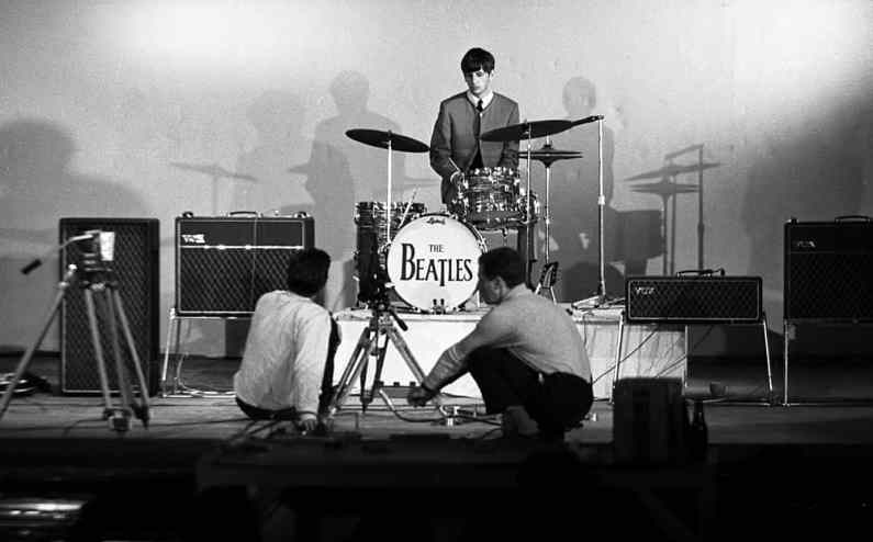 Ringo Starr, The Mersey Sound, BBC, 27 August 1963