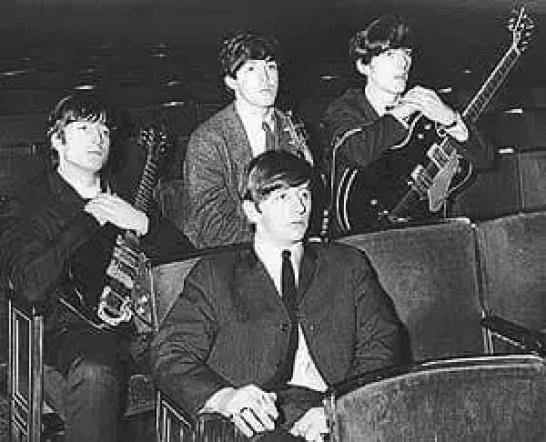 The Beatles, Wolverhampton, 19 November 1963
