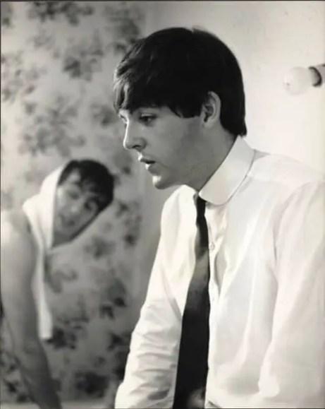 Paul McCartney, 1963