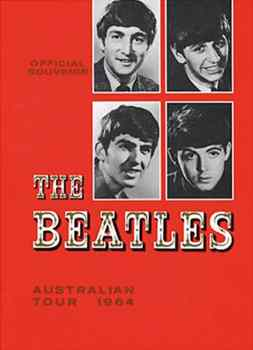 Programme for The Beatles' Australian tour, 1964
