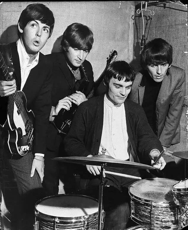 Ringo Starr is taken ill before The Beatles' world tour ...  Ringo Starr is ...