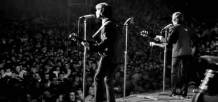 The Beatles in Melbourne, Australia, 17 June 1964