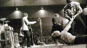 The Beatles live at Cow Palace, San Francisco, 31 August 1965
