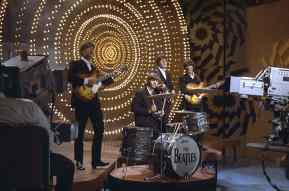 The Beatles on Top Of The Pops, 16 June 1966
