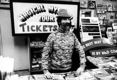 John Lennon in Magical Mystery Tour, 22 September 1967