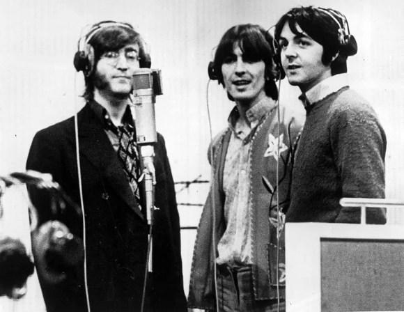 The Beatles, February 1968
