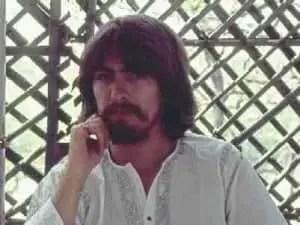 George Harrison, India, 1968