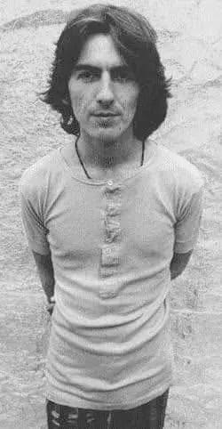 George Harrison, 1968