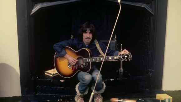 George Harrison, January 1969