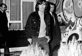 George Harrison, Kinfauns, 12 March 1969