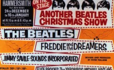 Poster for Another Beatles Christmas Show, 1964