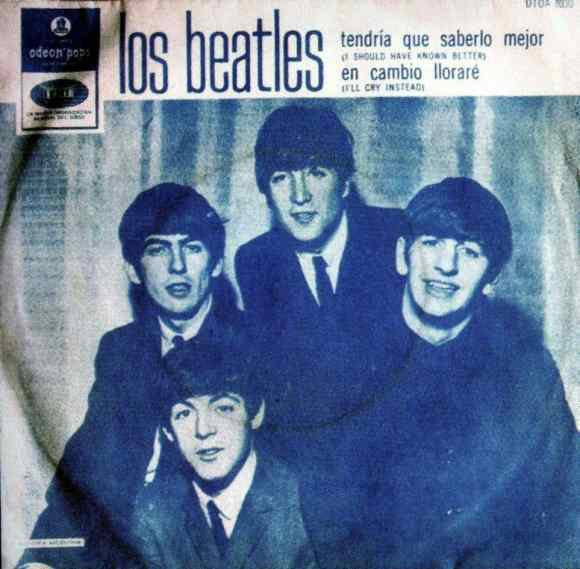 I Should Have Known Better single artwork - Argentina