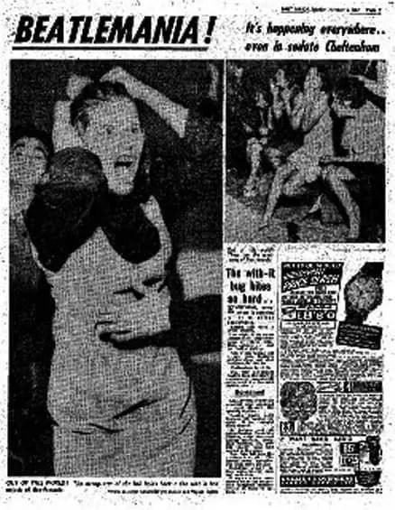 Beatlemania news report, 14 October 1963
