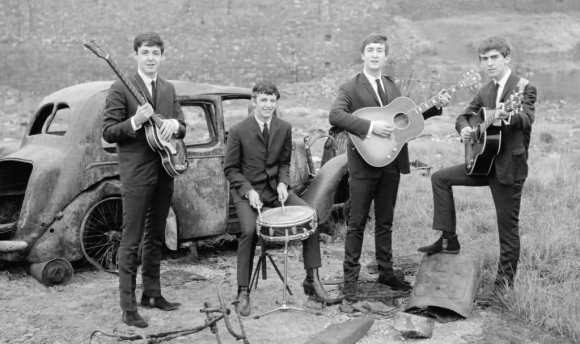 The Beatles, 1962