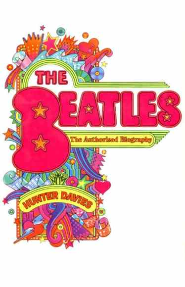 Hunter Davies's Beatles biography, first edition, 1968