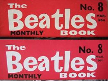 Beatles Book Monthly issue 8 – original and reprint