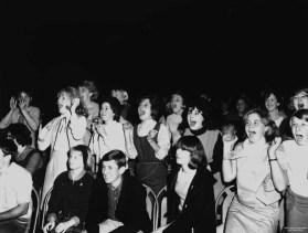 Beatles fans in Brisbane, Australia, 1964