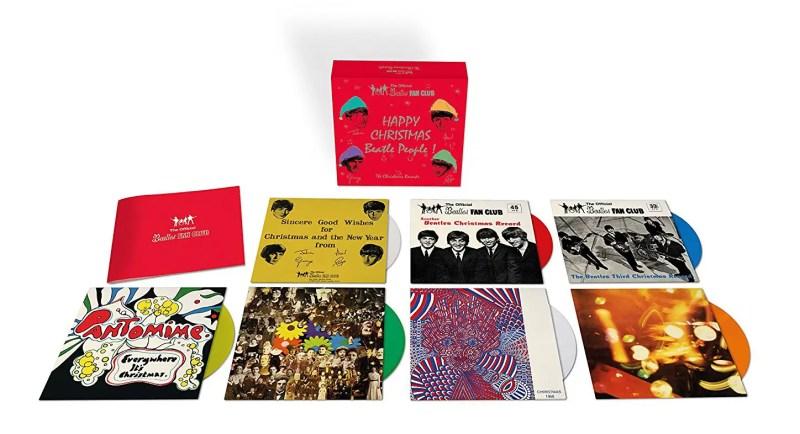 The Beatles' Christmas Records box set (2017)