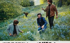 French poster for The Beatles' film Help!, 1965