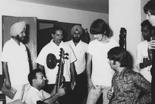 The Beatles in India, 7 July 1966