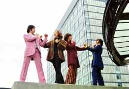 The Beatles' Mad Day Out, location four, 28 July 1968