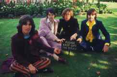 The Beatles' Mad Day Out, location five, 28 July 1968