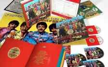 Sgt Pepper's Lonely Hearts Club Band –50th anniversary super deluxe edition