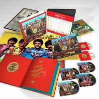 Sgt Pepper's Lonely Hearts Club Band – 50th anniversary super deluxe edition