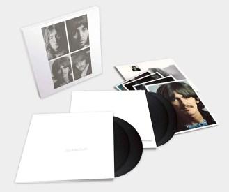 The Beatles' White Album –2018 stereo remix 2xLP with Esher demos 2xLP