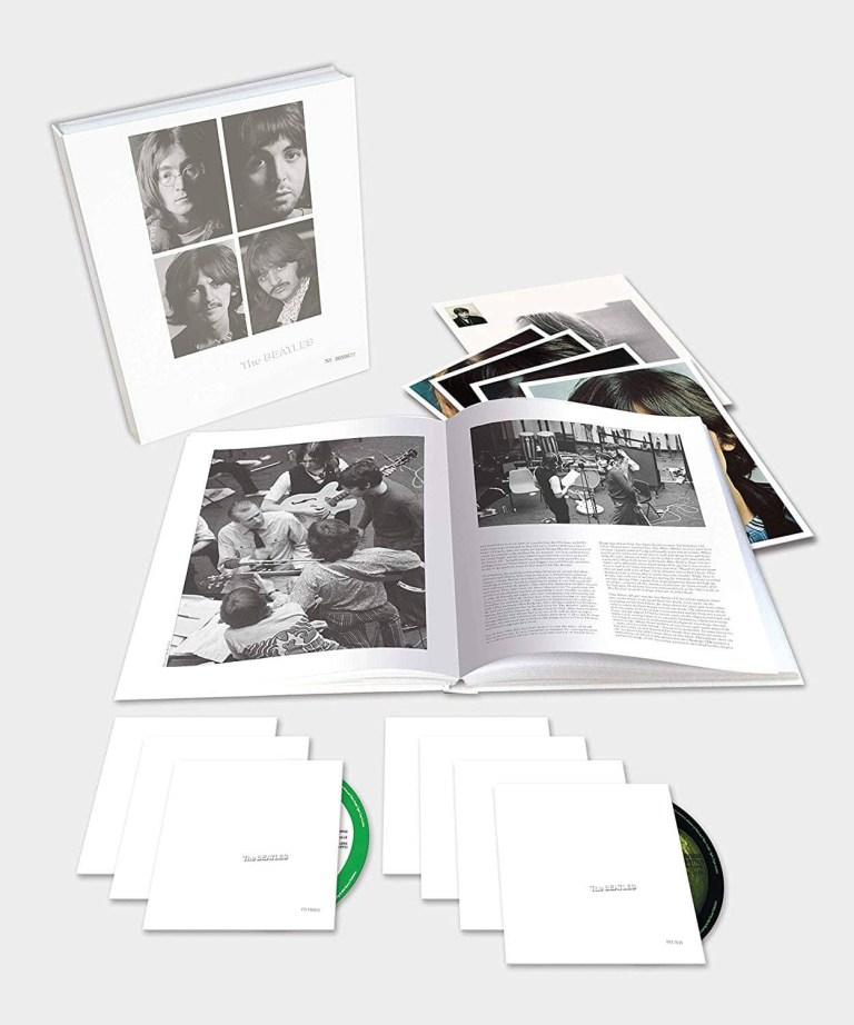 The Beatles White Album 50th Anniversary Box Set To Include Remixes