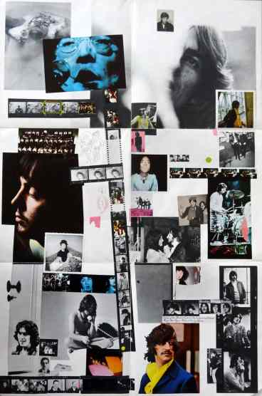 Poster from The Beatles (White Album), 1968