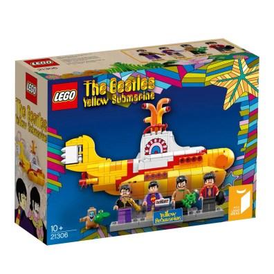 The Beatles –LEGO Yellow Submarine box
