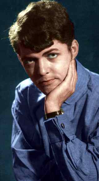 Mersey Beat founder Bill Harry, 1962