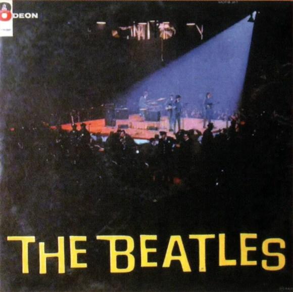 The Beatles 65 album artwork - Brazil