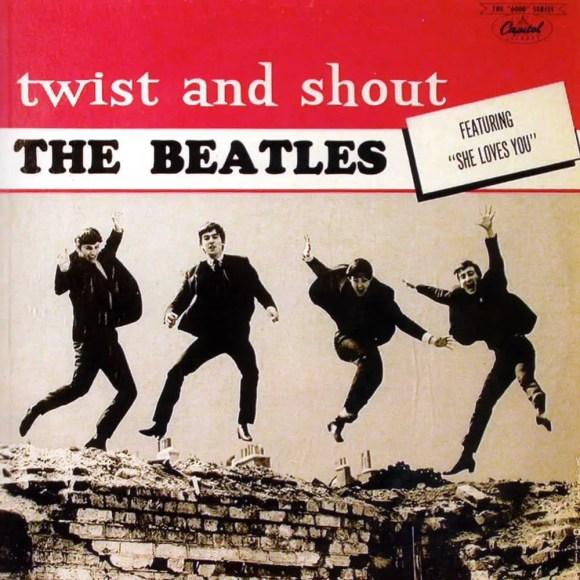 Twist And Shout album artwork - Canada