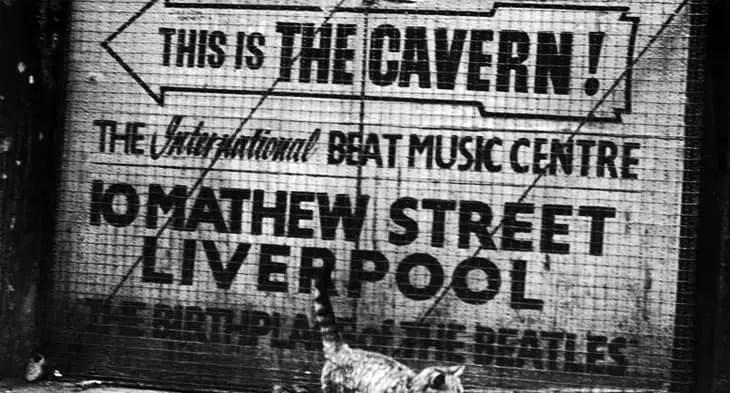 Cavern Club sign