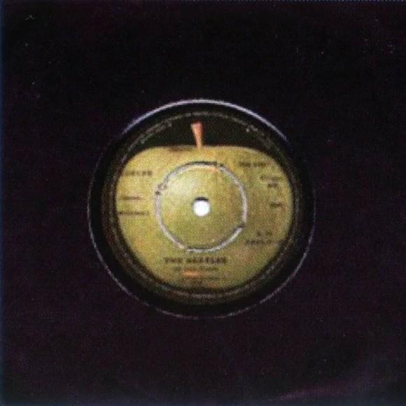 Apple single sleeve, 1969-70 - Chile
